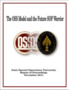 Comment l' OSS inventa l' assessment