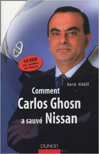Storytelling - Comment Carlos Ghosn a sauvé Nissan